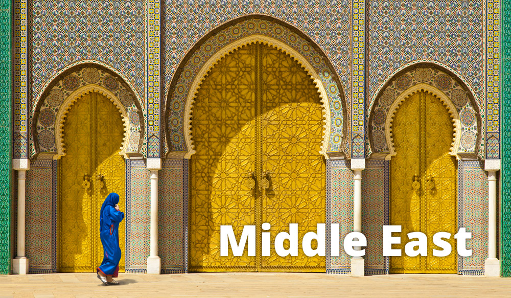Bangalore Luxury Travel - Middle Eastern Group Tours