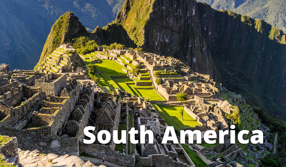 Bangalore Luxury Travel - South American Group Tours - Travel South America